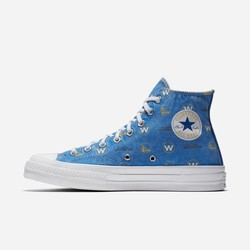 Modello Alto Converse X Nba Chuck 70 Golden State Warriors Franchise Uomo Blu | 104BGJIK