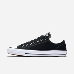 Sneakers Basse Converse Cons Ctas Pro Suede Uomo Nere Bianche | 618RXMCJ
