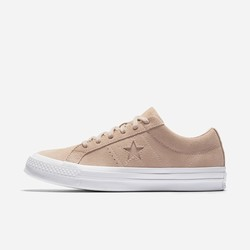Sneakers Basse Converse One Star Suede Donna Rosa | 147IHLXP