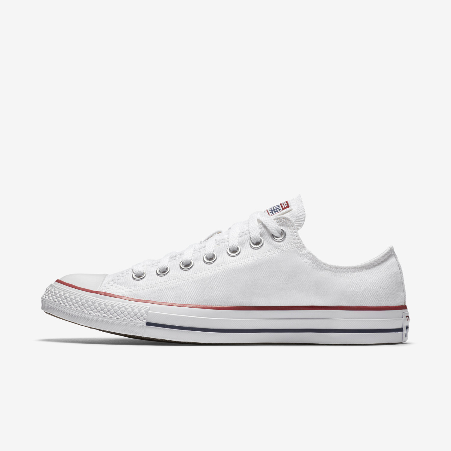 Sneakers Basse Converse Chuck Taylor All Star Donna Bianche | 286PEBUI